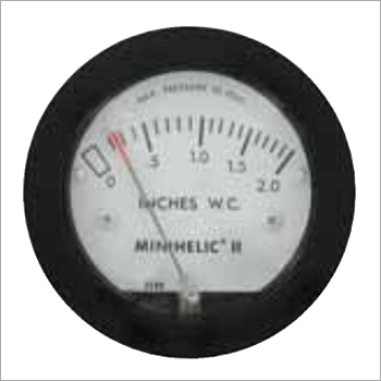 Minihelic II Differential Pressure Gage