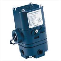 Electropneumatic Transducer