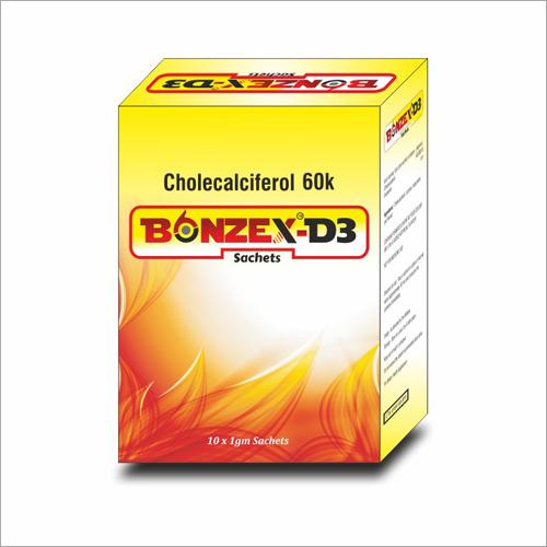 Cholecalciferol 60k Sachets