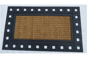 Coco Brush Grill Mats
