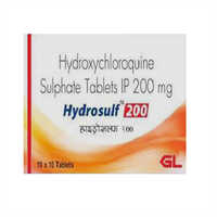Hudroxychloroquine Sulphate Tablets IP