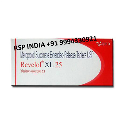 Metoprolol Succinate Ectended Release Tablets USP