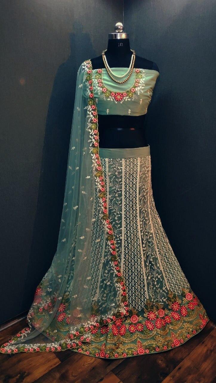 Designer lahenga choli