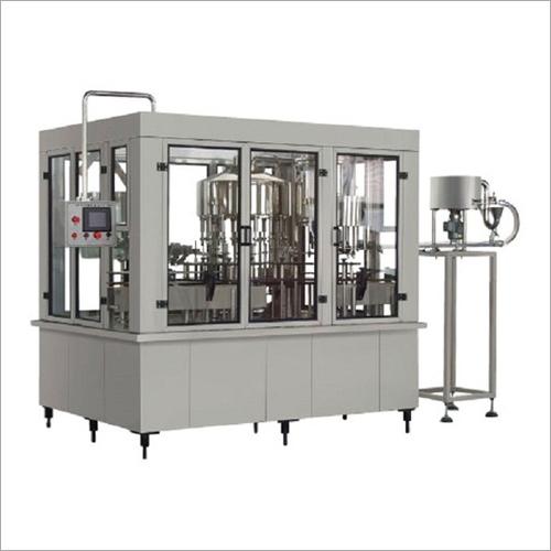 90 BPM Bottle Filling Machine