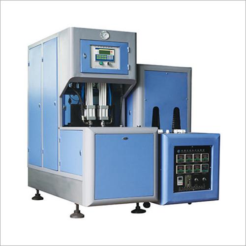 Semi automatic 2 cavity PET Bottle Blowing Machine