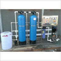 Mineral Water FRP Plant