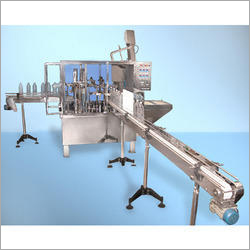 UV Fill Pack Mineral Water Plant