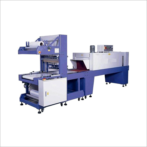 Water Bottle Shrink Wrapping Machine