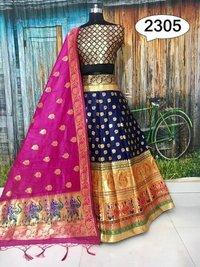Fancy ghaghra choli