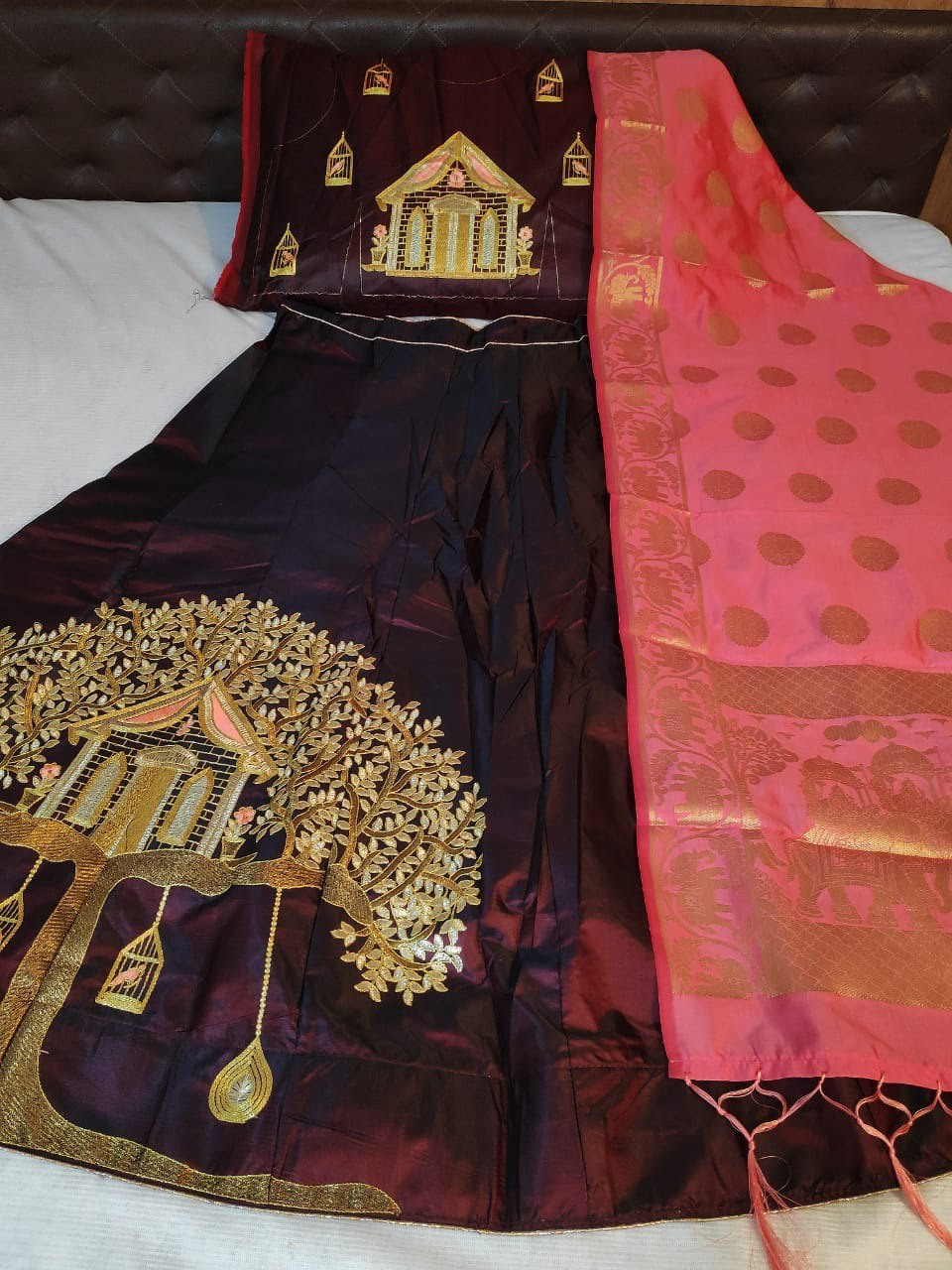 Women lahenga choli
