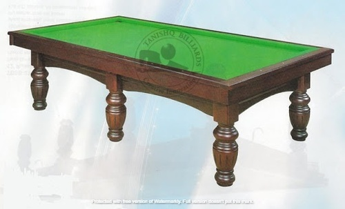 carom billiards table