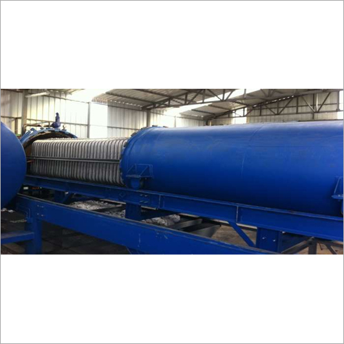 Industrial Horizontal Pressure Leaf Filter