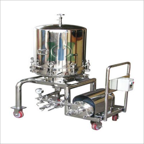 Industrial Sparkle Filter