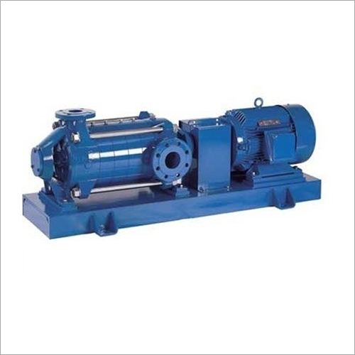 Industrial Horizontal Multistage Pump