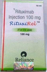 Rituxirel 100mg Injection