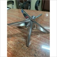 54CCC - FIVE STAR FAN WITH GOLA WITH CLAMP