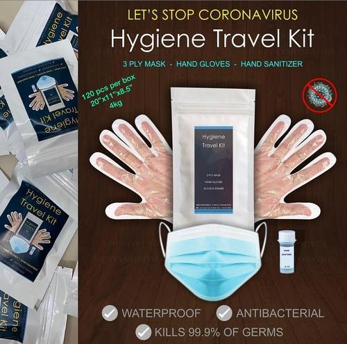 Hygiene Travel Kit
