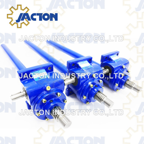 15-Ton Worm Gear Trapezoidal Screw Jack