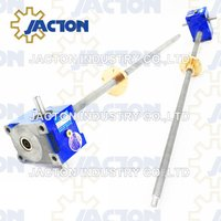 10 kN Single Face Worm Gear Screw Jack