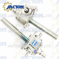 20T Stainless Steel Worm Gear Screw Jack