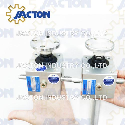 1/4-Ton Aluminum Worm Gear Screw Jack