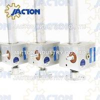 1/2-Ton Aluminum Worm Gear Screw Jack