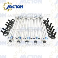 1-Ton Aluminum Worm Gear Screw Jack