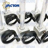 2.5-Ton Aluminum Worm Gear Screw Jack