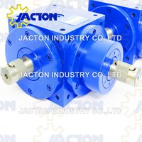 High Torque Jtp170 Gear Transmission Ratio 1: 1 Spiral Bevel Gearbox