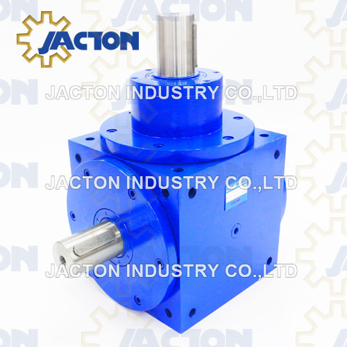 High Performance Jtp240 90 Degree Bevel Gearbox Quiet Transmission
