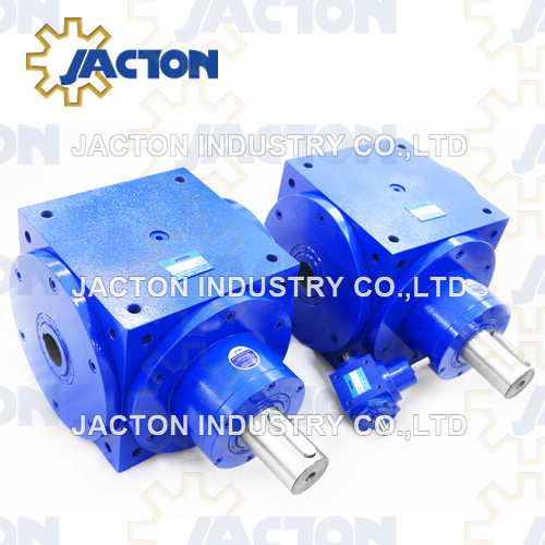 Hollow Shaft Bevel Gearbox