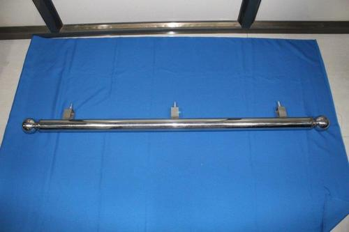 96 - REAR BUMPER SINGLE PIPE W/GOLA 1.5