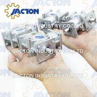 Aluminum Die Casting Jta10 Lightweight Miter Bevel Gear Box Gearbox Reducer