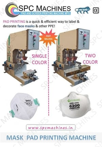 Mask Pad Printing Machine