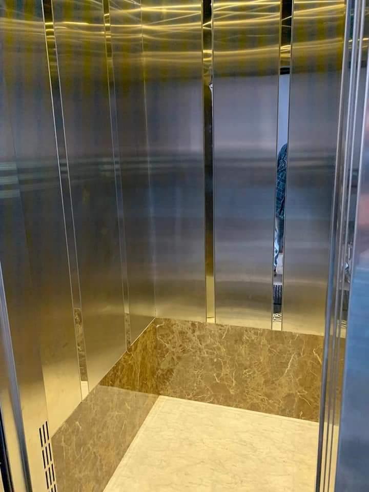 Elevator MS Cabin
