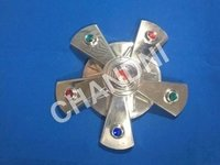 255A - WHEEL CAP DIAMOND WITH STONE MAXIMA