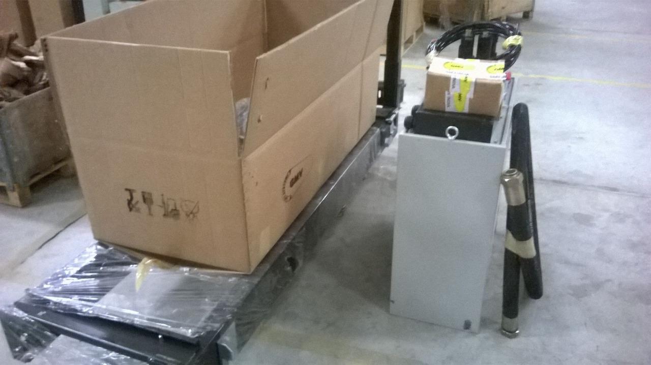 Hydraulic Lift Kit