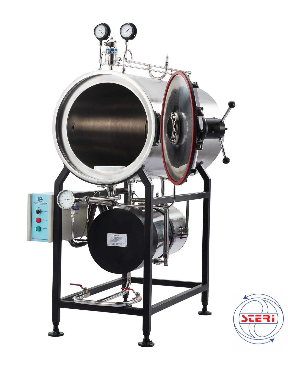 Steri Steam Horizontal Sterilizer