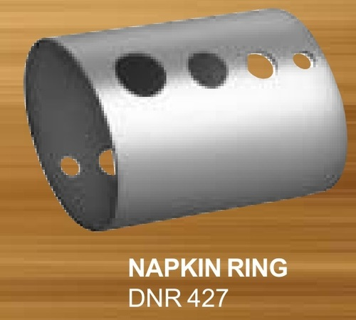 Napkin Ring Stainless Steel