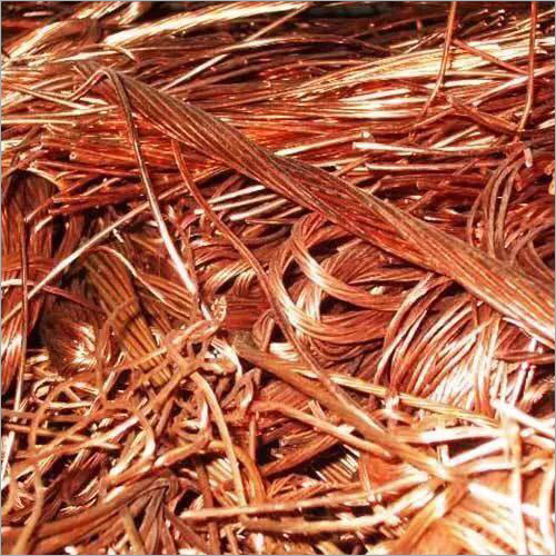 Copper Millberry Scrap