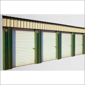 Full Height Iron Rolling Shutter