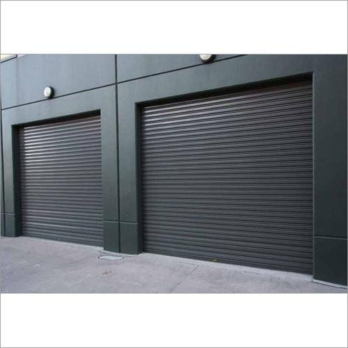 Commercial Iron Rolling Shutter