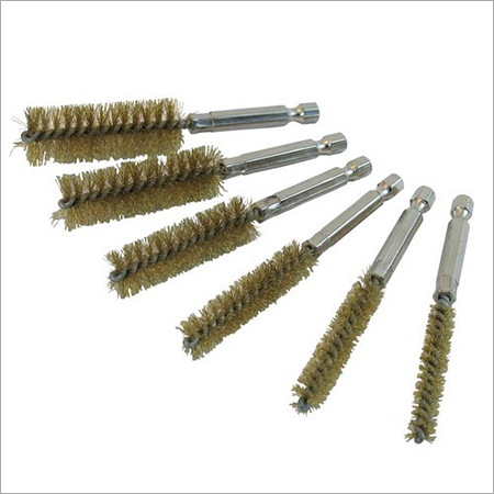 Brass Twisted Wire Brushes