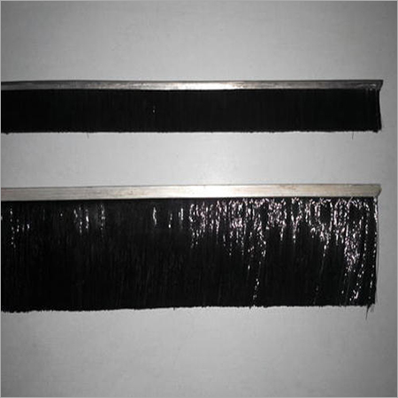 Metal Base Strip Brushes