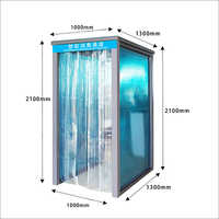 Ultrasonic Disinfection Tunnel