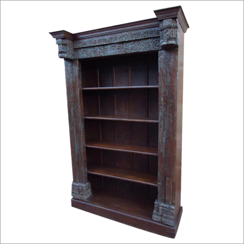 Antique Indian Book Shelf