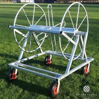 Boundary Rope Cart