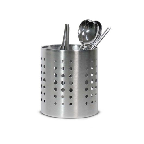 Cutlery Holder SS 12 x 14 cm