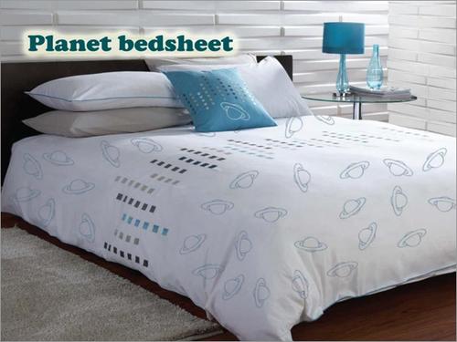 Planet Bedsheet