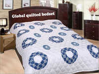 Global Quilted Bed Set
